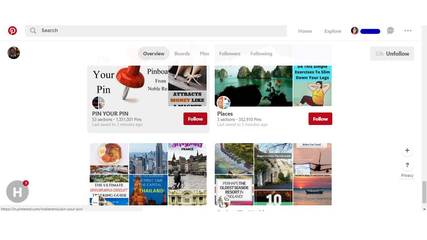How to use pinterest for marketing?